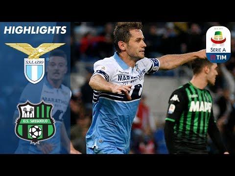 Lazio 2-2 Sassuolo | Extra-time Lulic Goal Earns Lazio a Point! | Serie A - Thời lượng: 4 phút, 15 giây.