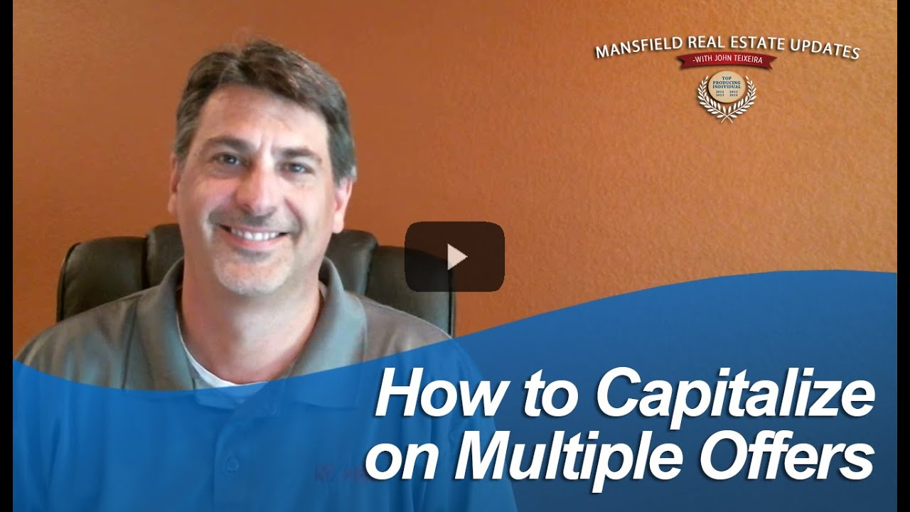 Do You Know How to Handle Multiple Offer Situations?