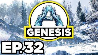ARK: Genesis Ep.32 - BUILT FJORD TOUGH, TEK GRENADE LAUNCHER, CHAINSAW! (Modded Gameplay Let's Play)