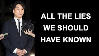 Video Seungri | All the lies and all the hints from Big Bang we should have known MP3, 3GP, MP4, WEBM, AVI, FLV April 2019