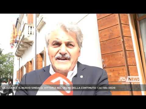 GAZZABIN E' IL NUOVO SINDACO, VITTORIA NEL SEGNO DELLA CONTINUTA' | 22/09/2020
