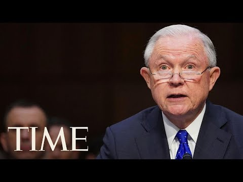 Jeff Sessions Interviewed As Part Of Robert Mueller's Russia Investigation | TIME