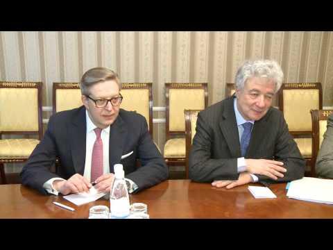 Președintele Republicii Moldova a avut o întrevedere cu Directorul Regional EEAS