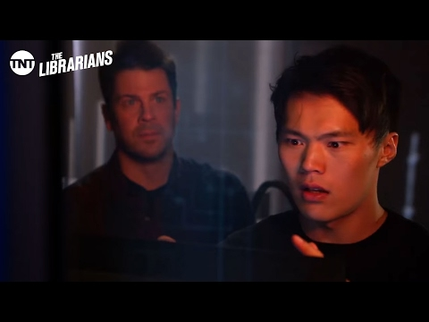 The Librarians: Timeloop - Season 2 Ep.8 [CLIP] | TNT