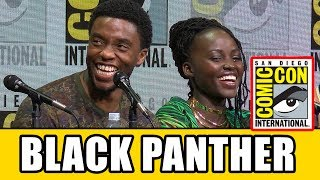 VIDEO: BLACK PANTHER – Full Panel Highlights SDCC2017