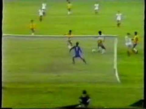 John Barnes' Amazing Goal Against Brazil