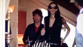 'L'Wren Scott Laat Miljoenen Na Aan Mick Jagger