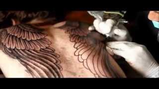 Video Tibetan Peace Tattoo by TamdingArts MP3, 3GP, MP4, WEBM, AVI, FLV Juni 2018