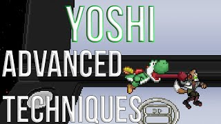 [SSF2] Yoshi Advanced Techniques