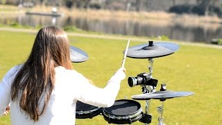 Video Alan Walker - Force - Drum Cover | By TheKays download in MP3, 3GP, MP4, WEBM, AVI, FLV Juni 2017