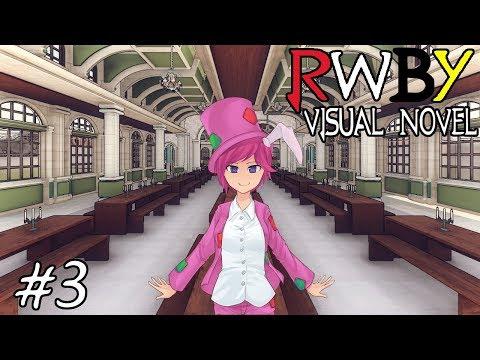 EVEYLN SENSEI! || RWBY Visual Novel Episode 3 (RWBY Game)