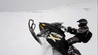 3. Ski-Doo Renegade X 800 E-TEC Backcountry