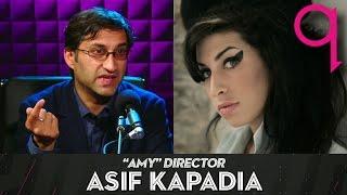 """Amy"" Director Asif Kapadia wants Winehouse doc to make you think"