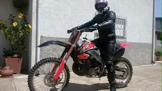 9. CR250 - FIRST RIDE OFF-ROAD ON 2 STROKE
