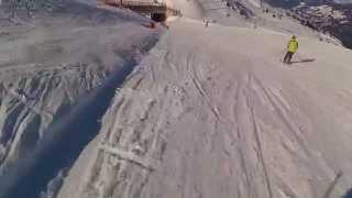 Kaltenbach Austria  city photos : GoPro HD hero 2 snowboarding - Kaltenbach Austria
