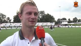 Reactie Rob van der Leij op SC Genemuiden - HHC Hardenberg