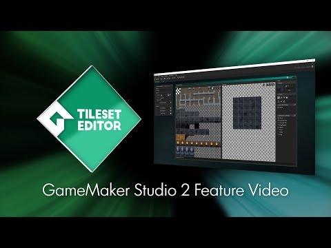 GameMaker Studio 2 - Tileset Editor