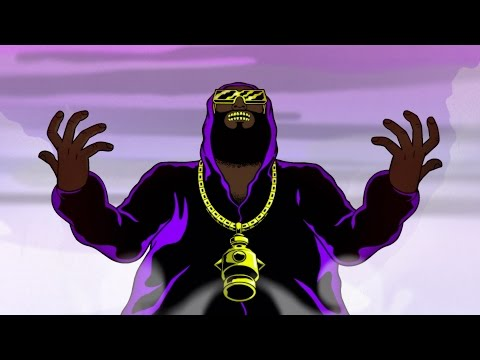 Flying Lotus x Adult Swim   The Origins of Captain Murphy | Video