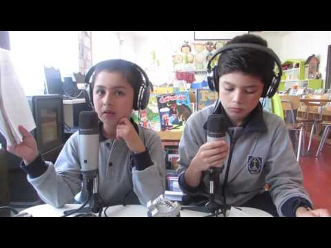 Niños de radio