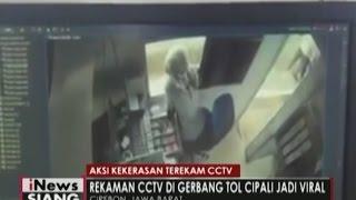 Video Rekaman CCTV di gerbang tol Cipali jadi viral - iNews Siang 07/11 MP3, 3GP, MP4, WEBM, AVI, FLV Mei 2018