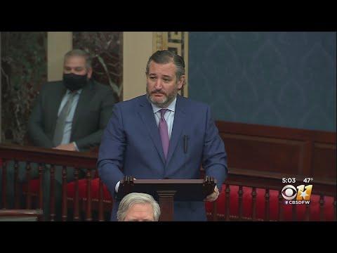 Increasing Calls For Texas Sen. Ted Cruz To Resign