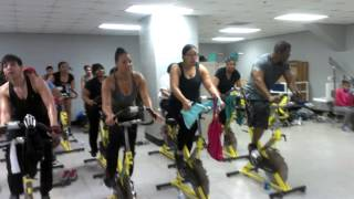 KTX Fitness riding off R. Kelly. 13114