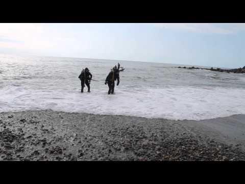7. Sınıf Öğrencisi Furkan Yazıcı Of Kale Mevkinde Denizde Kayboldu