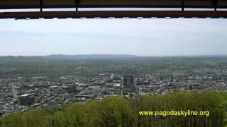 Pagoda Webcam Daily HD Timelapse Movie, Reading PA