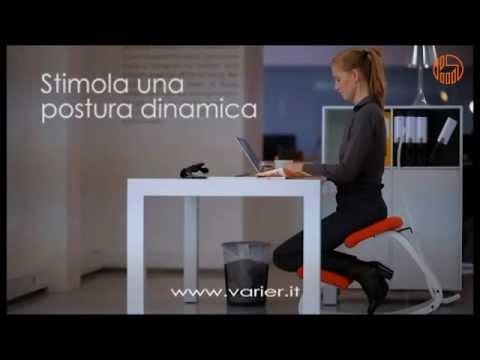 Variable Balans sedia ergonomica Varier