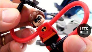 Video LEGO INCREDIBLES 2: Elastigirl's Rooftop Pursuit 10759 - Let's Build! MP3, 3GP, MP4, WEBM, AVI, FLV September 2018