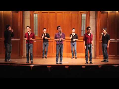 Acappella Michael Jackson Medley!
