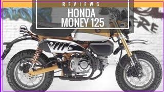 8. HONDA Monkey 125cc 2018 : #Reviews