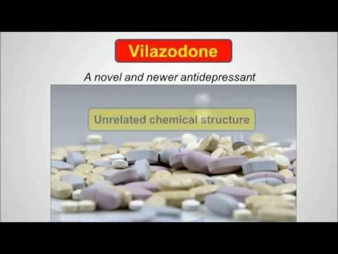 Brain eCourse: Vilazodone