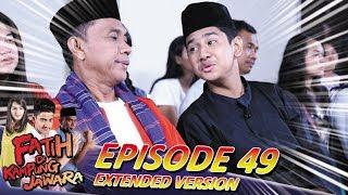 Terbaik Nasihat Babeh Agi Untuk Fatih Sebelum Tanding Part 2 - Fatih Di Kampung Jawara Eps 49