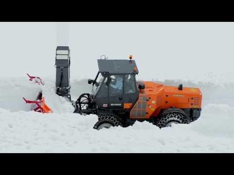 Frese per sgombero neve