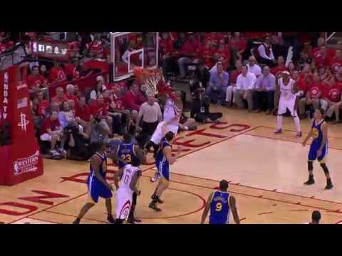 Harden Serves Up the Monster Oop to Dwight Howard