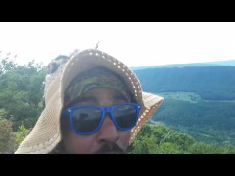 The Blackalachian - Day 65 Part 2. Appalachian Trail thru hike 2017 (видео)