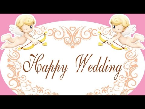 Wishes for Happy Married Life. Best Wishes for Wedding. Wedding Congratulations Quotes 2017