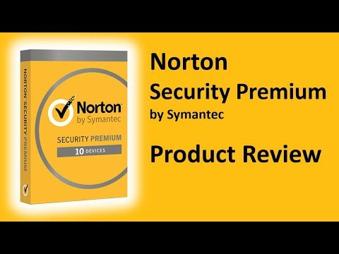 Norton Security Premium by Symantec - PC Security Review