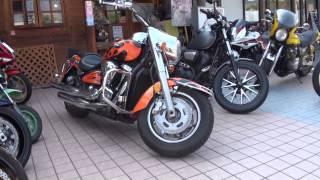 9. VULCAN 2000 CLASSIC/LT Kawasaki VN2000 浜�  ヤマ��ニューモデル ボルト BOLT