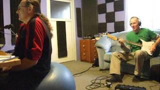 Video HLOUčEK H - Povídání - 29.11. 2014 - Studio - Nahrávání Bicích -