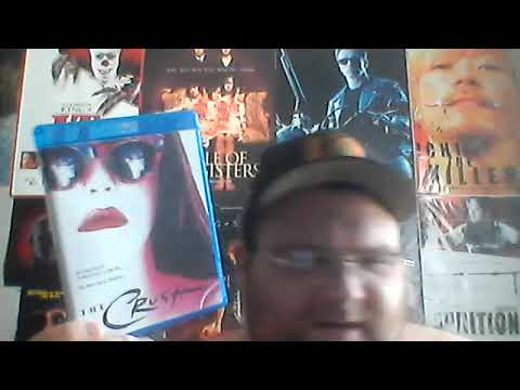 THE CRUSH(1993) Bluray Review