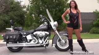 7. Used 2006 Harley Davidson Heritage Classic Motorcycles for sale