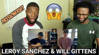 DRAKE - Passionfruit (Cover by Leroy Sanchez & Will Gittens) (REACTION)