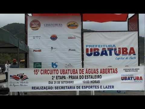 Circuito de Águas Abertas em Ubatuba.