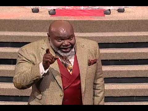 Above - Join us every day via our internet church campus at http://tphechurch.org Stream us live http://www.tdjakes.org/watchnow.