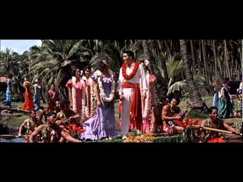 Elvis Presley - Hawaiian Wedding Song From The Film Blue Hawaii