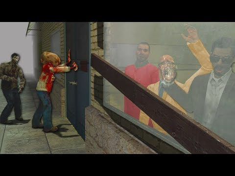 ZOMBIE SURVIVAL IN SILENT HILL? - Garry's Mod Gameplay - Gmod Zombie Survival (видео)