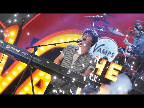 Oh - The Vamps (feat. Shawn Mendes) perform Oh Cecilia at BBC Radio 1's Teen Awards 2014. For more exclusive videos and photos go to http://www.bbc.co.uk/radio1/teenawards.