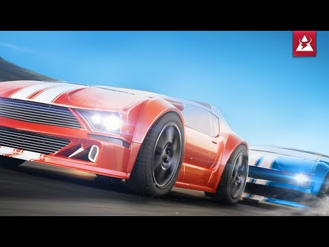 Video of Real Car Speed: Need for Racer